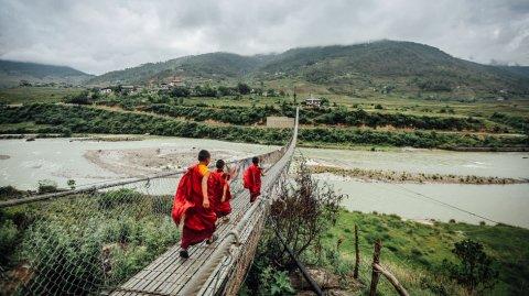 Sin dudas, Bután es un lugar único en el mundo.